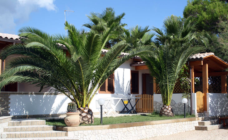 Casa Vacanze Vieste Gargano Villa Tiarè